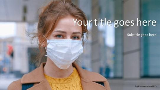 wear a mask powerpoint template